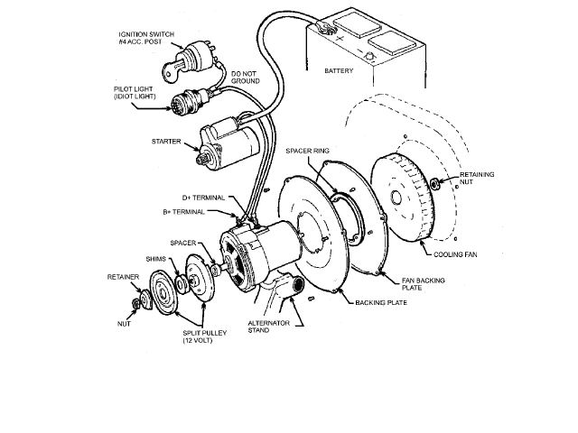Auto Fan Switch Wiring Diagram