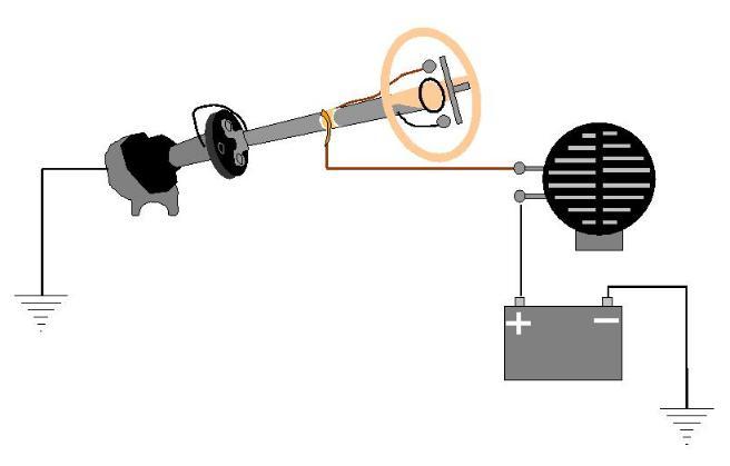 Horn Wiring